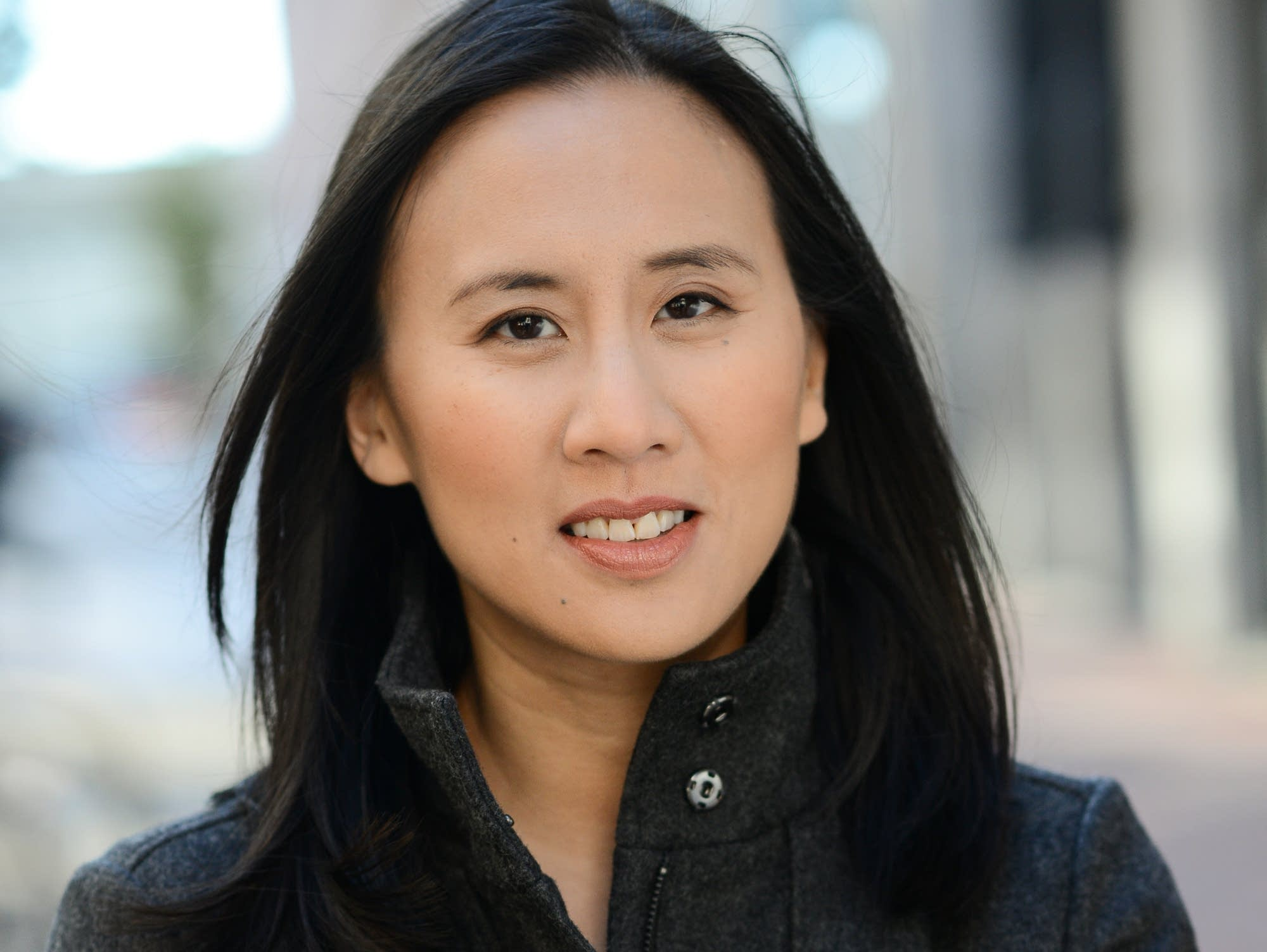 Celeste Ng, author of 'Little Fires Everywhere'