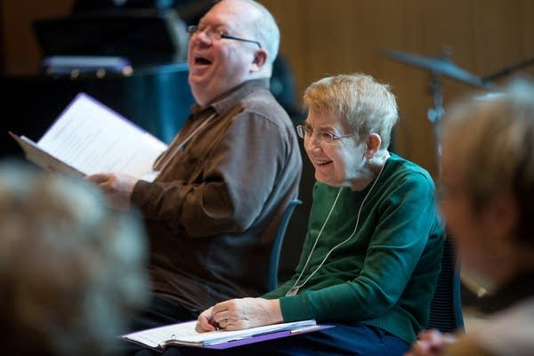 Giving Voice choir