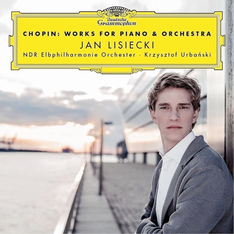 Jan Lisiecki - Chopin: Works for Piano and Orchestra
