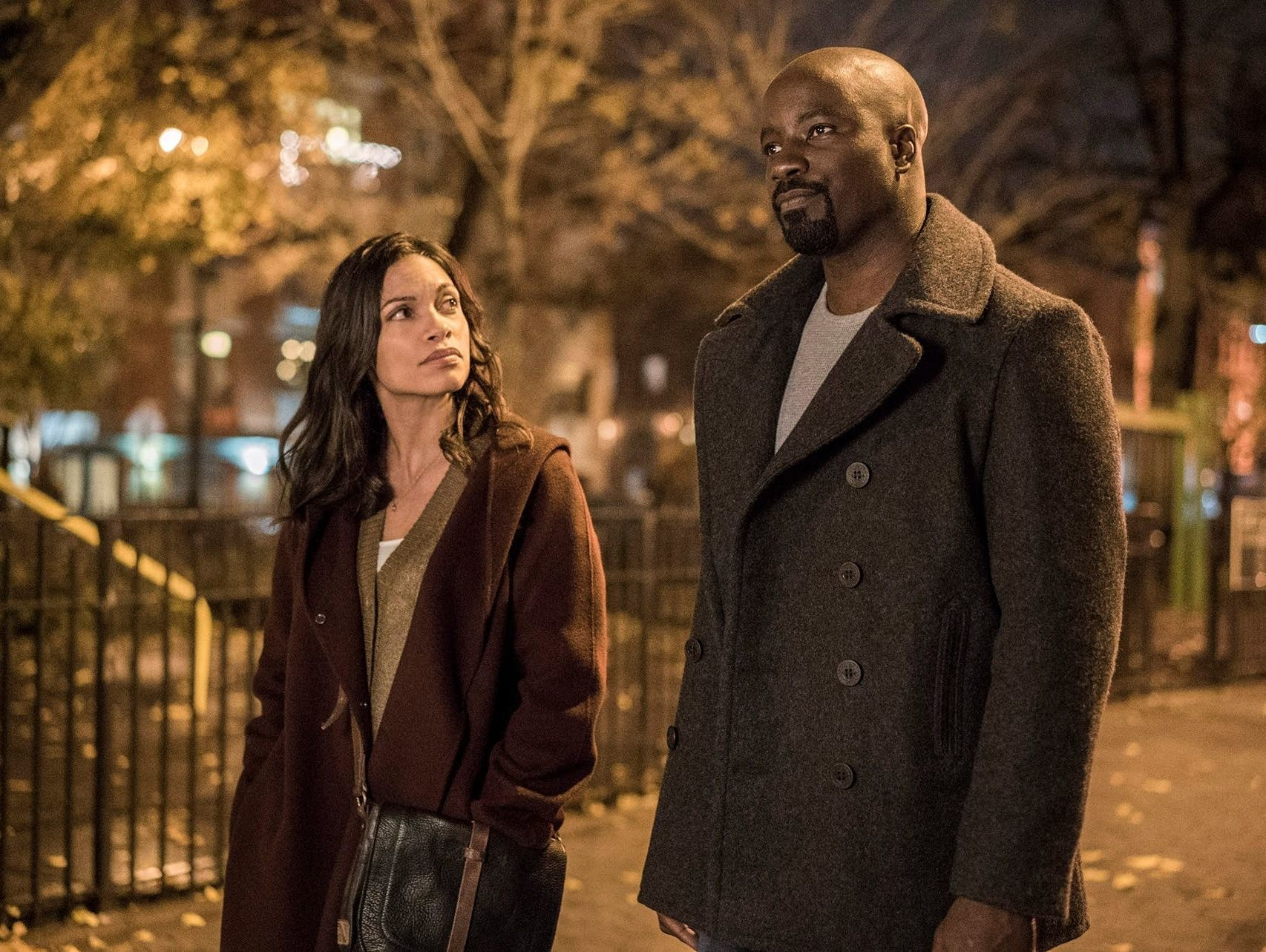 A still from 'Luke Cage'