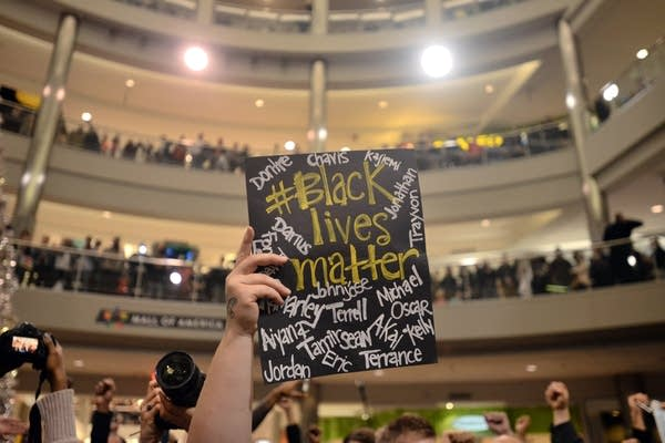 Protests at the Mall of America
