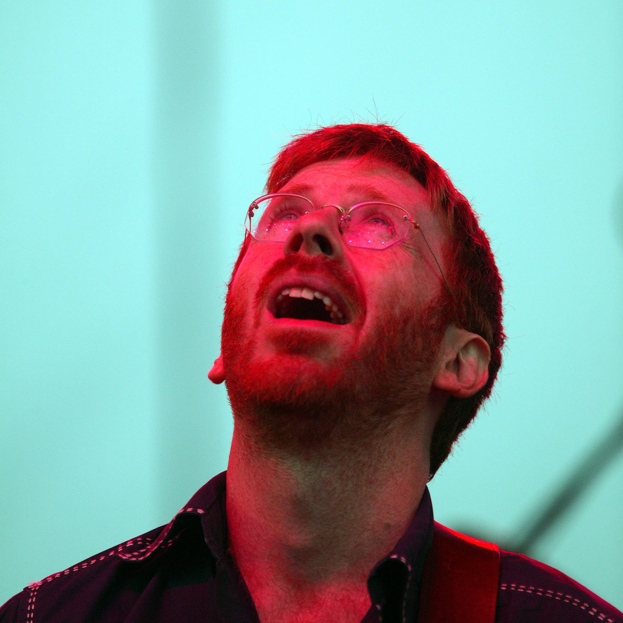 Trey Anastasio performs with Phish in 2004.