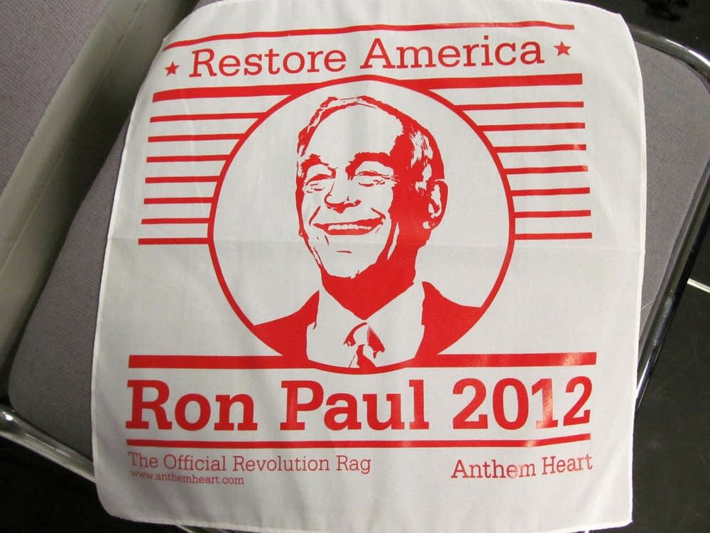 St. Cloud Ron Paul rally
