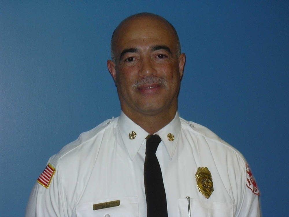 Fire Chief Doug Holton