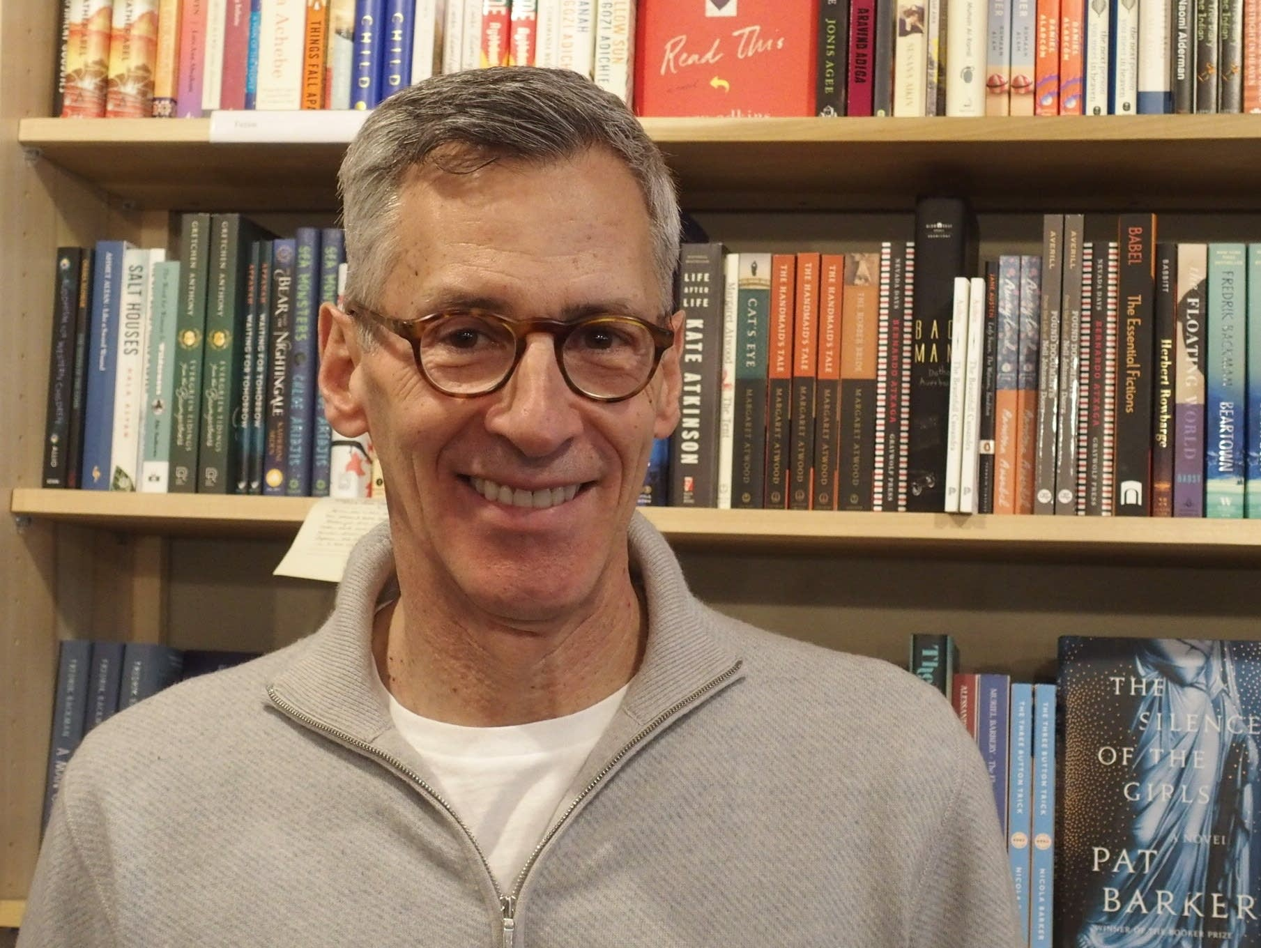 Nick Ballas has purchased the former Common Good Books in St Paul.
