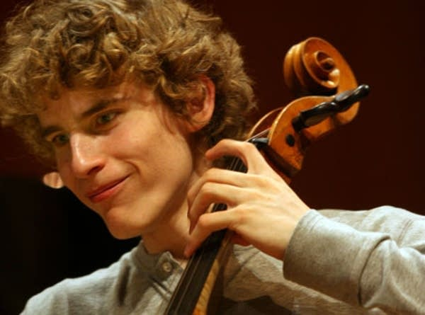 Andreas Brantelid, cello