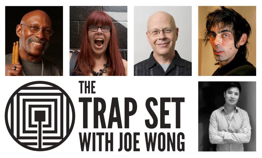 The Trapset with Joe Wong