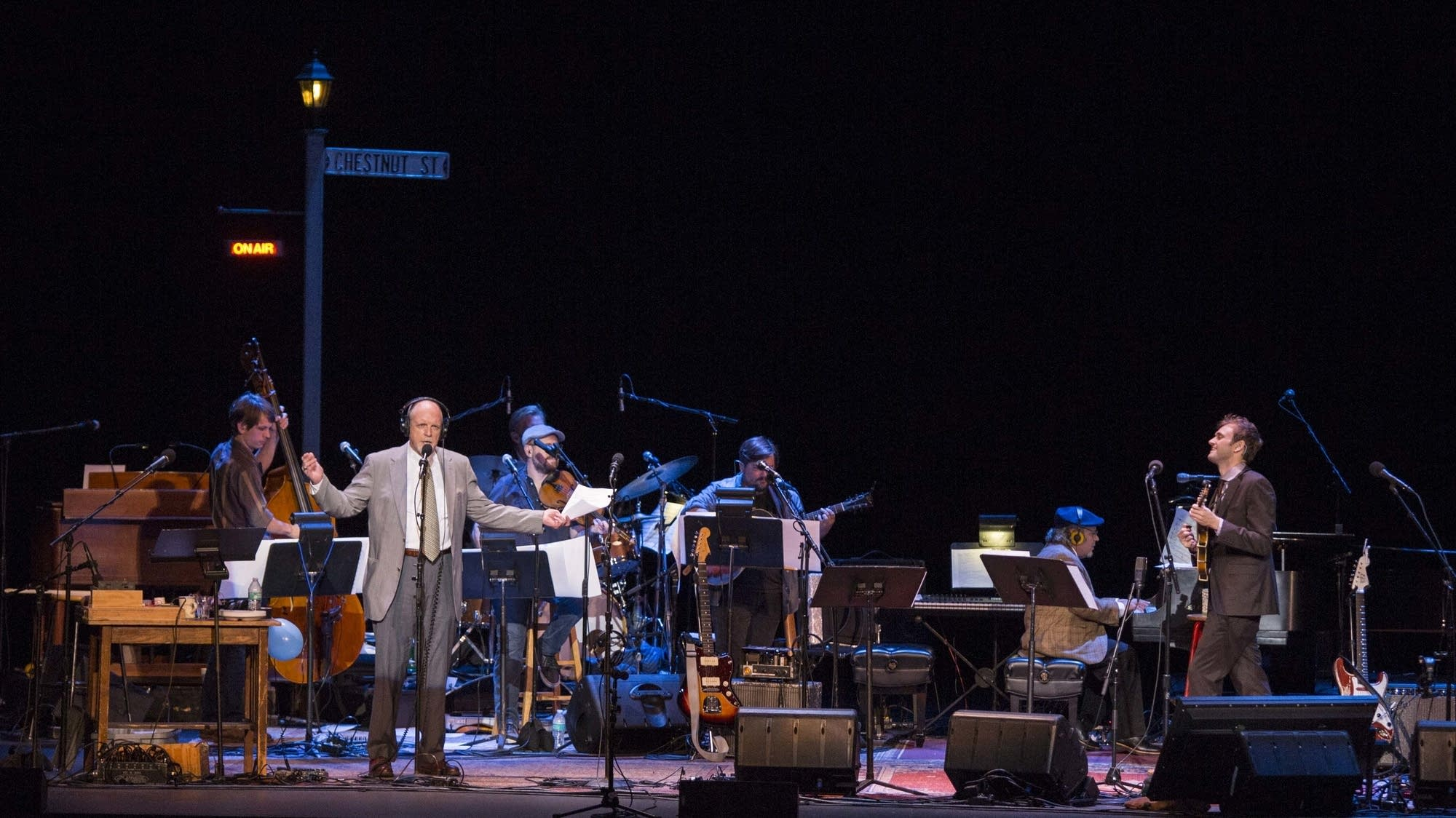 Live from Here with Chris Thile for October