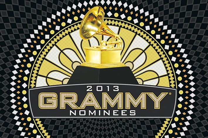 2013 Grammy Award nominees