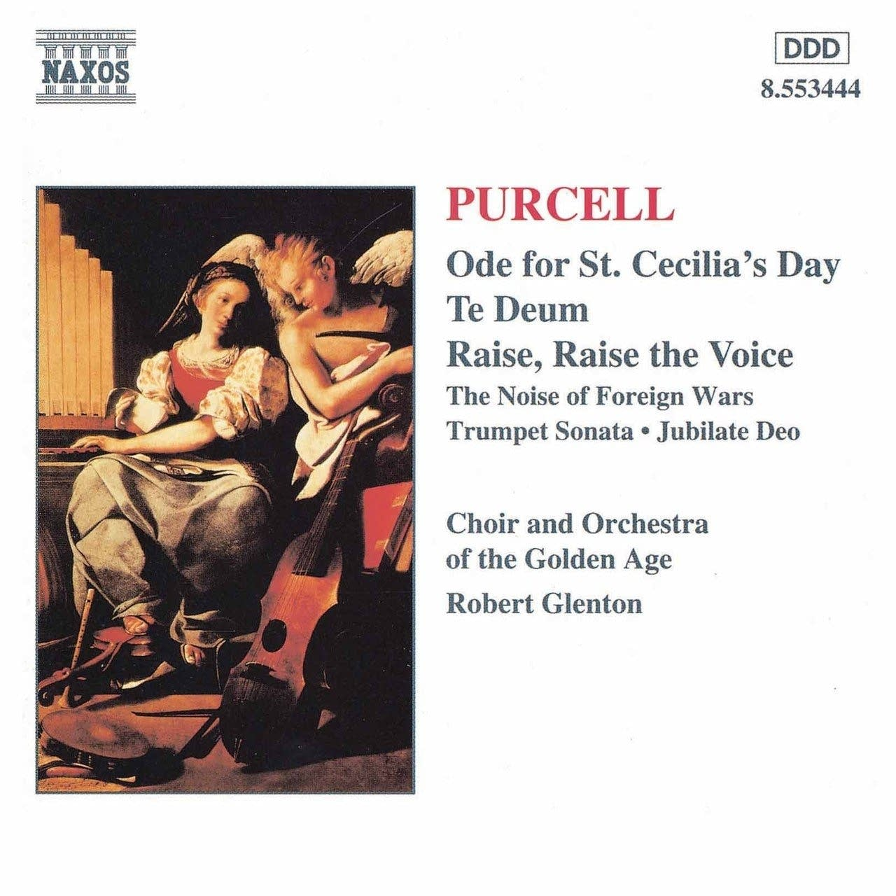 Henry Purcell - Ode for St. Cecilia's Day: Welcome to all the pleasures