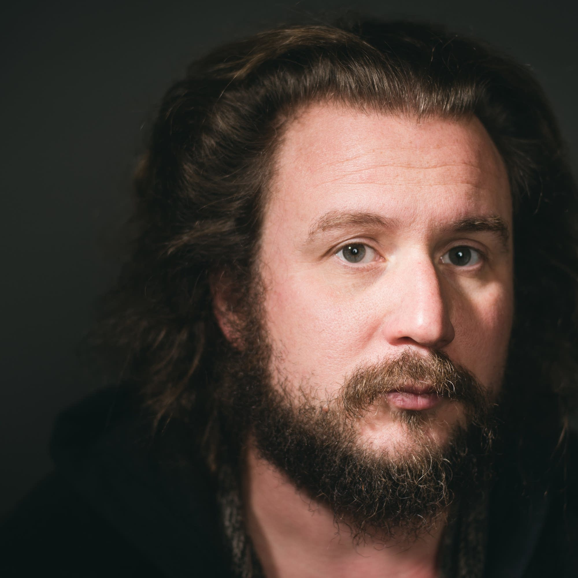 Jim James portrait