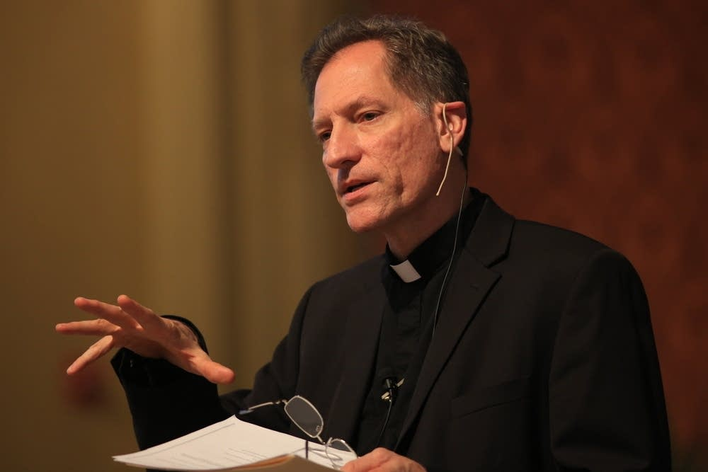 Rev. Michael Keating