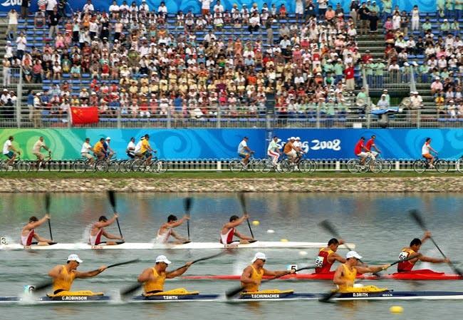 Olympics Day 12 - Canoe/Kayak - Flatwater