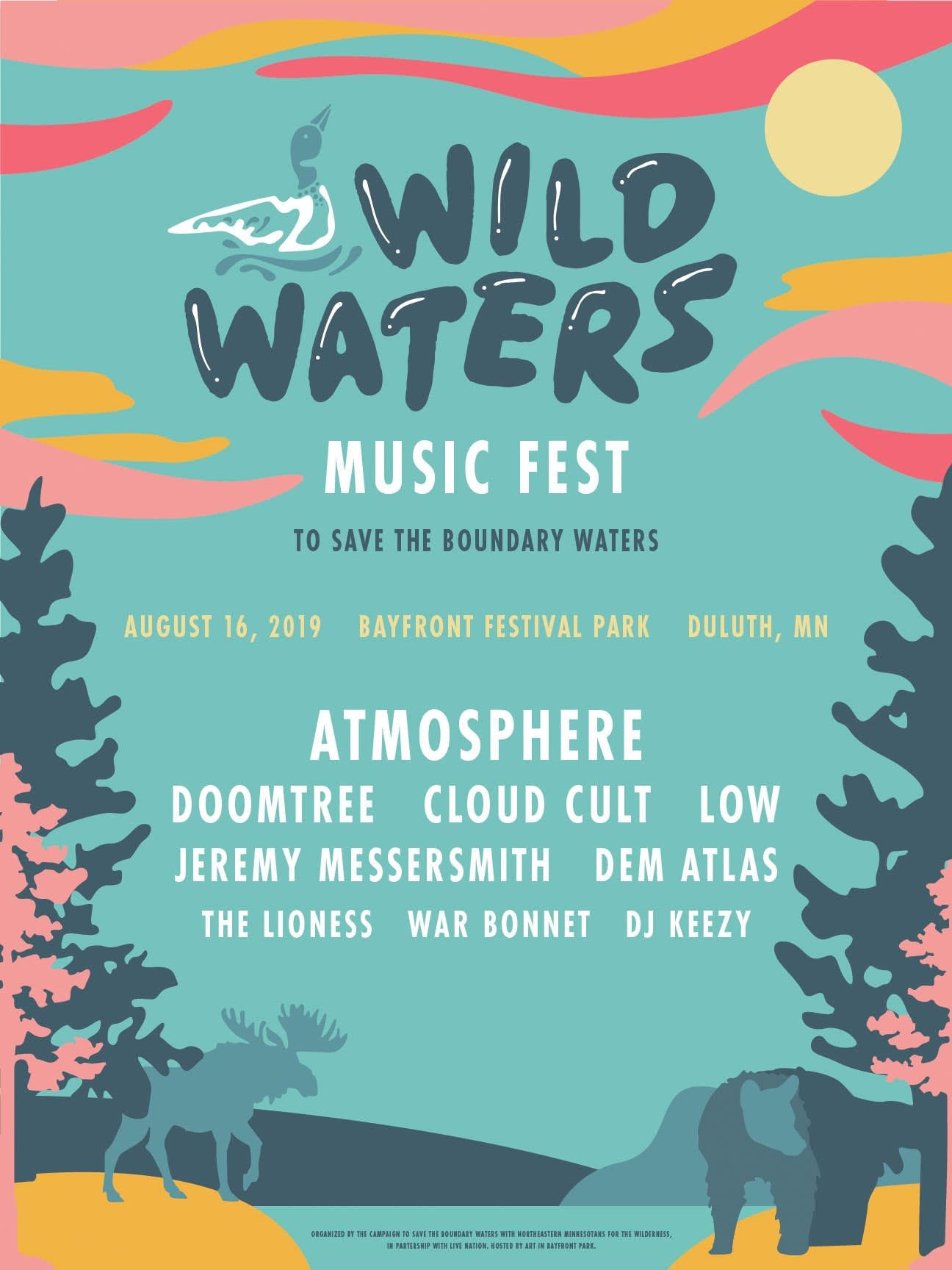 Wild Waters Music Festival