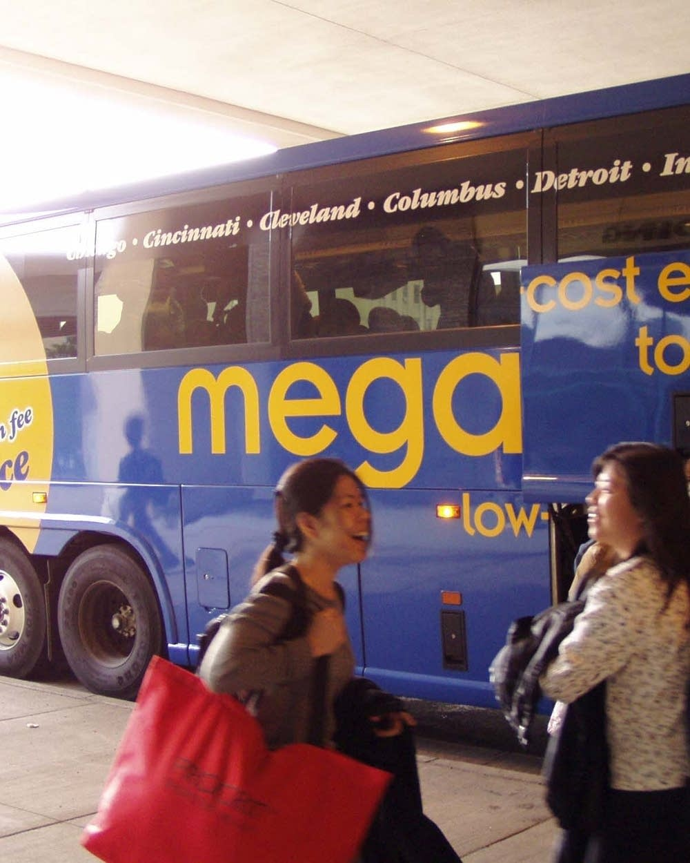 Megabus -- you get what you pay for? | MPR News