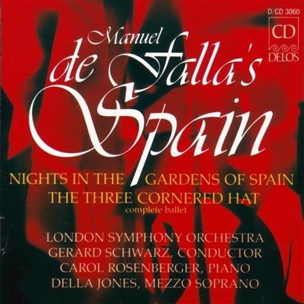 Manuel De Falla Nights in The Gardens Of Spain El Retablo De Maese Pedro When The Fire Burns Details