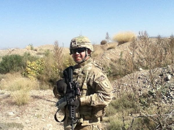 Pulling security outside the COP in afghanistan