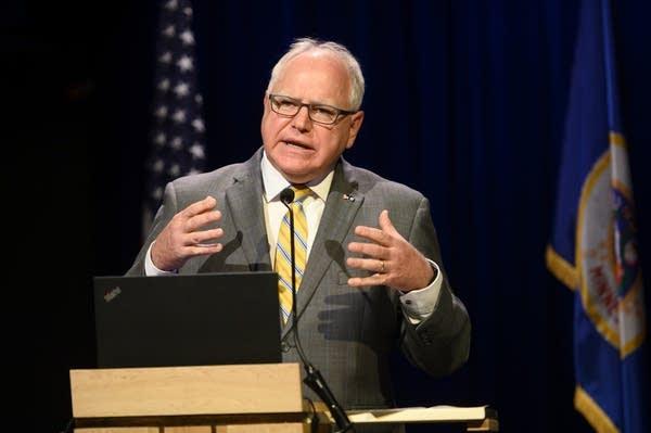 Gov. Walz announces plans for Minnesota schools for 2020-21 school year.
