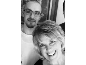 Charlene Briner and her son, Nick