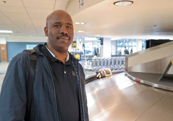 Marcus Drayton, Roseville, uses several websites to find the best airfares.