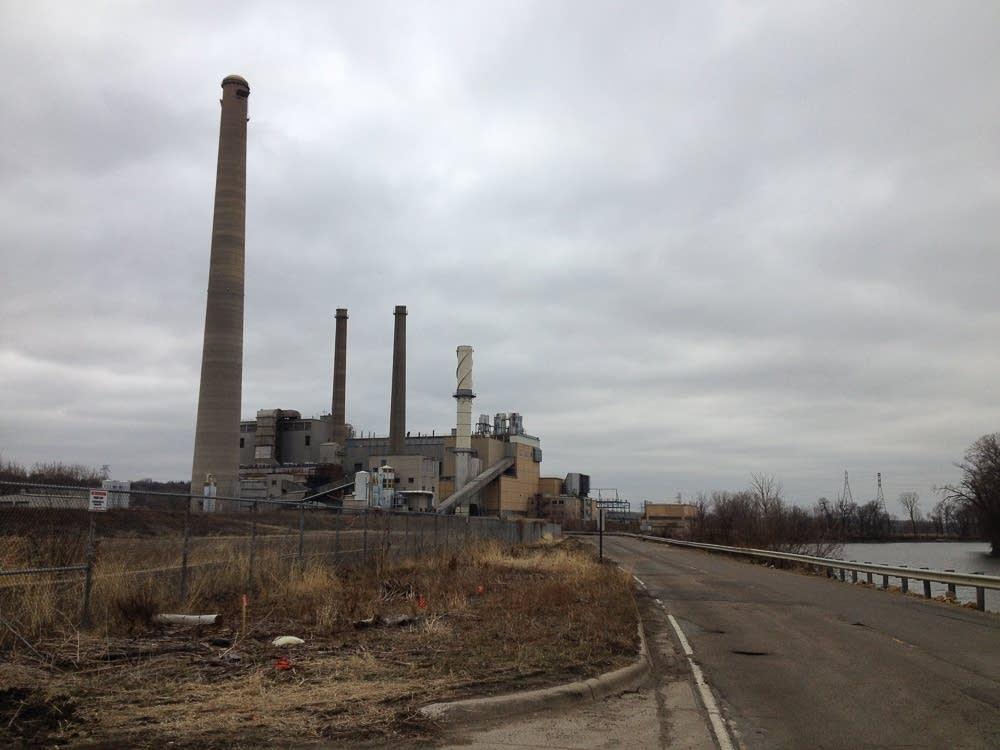 Black Dog power plant