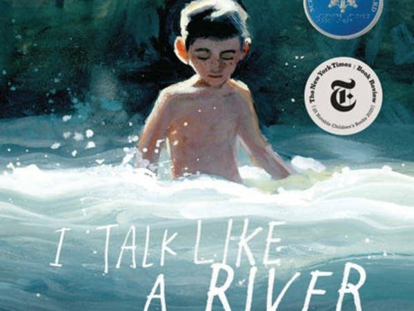 """""""I Talk Like a River,"""" written by poet Jordan Scott"""
