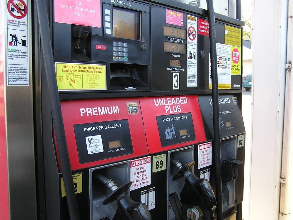 Ethanol-blended gasoline