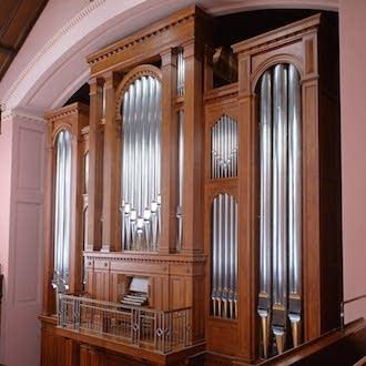 2001 Fisk/Finney Chapel, Oberlin College
