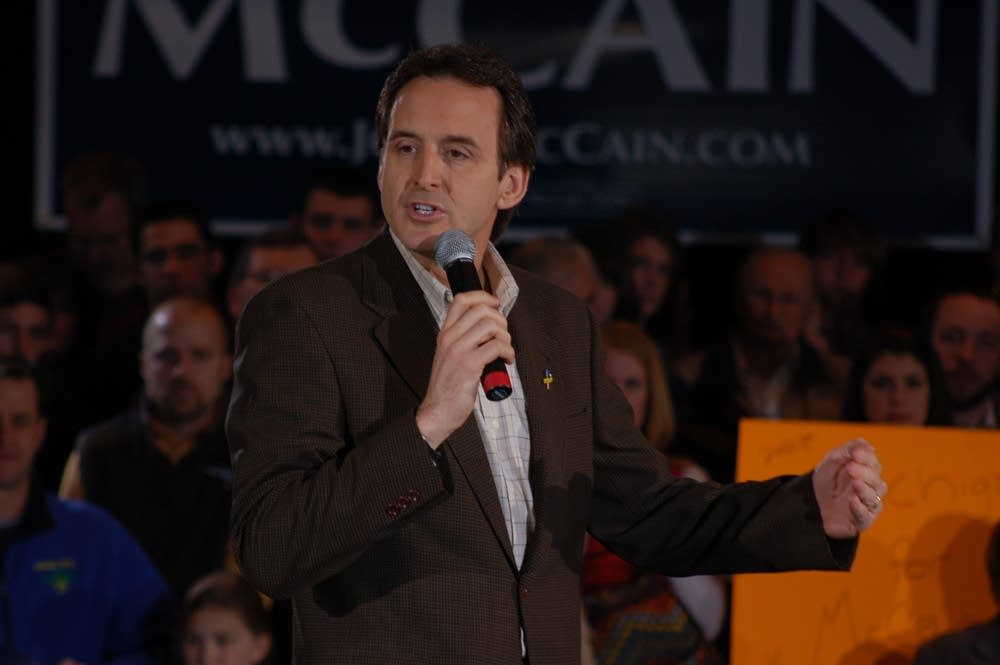 Pawlenty on the road