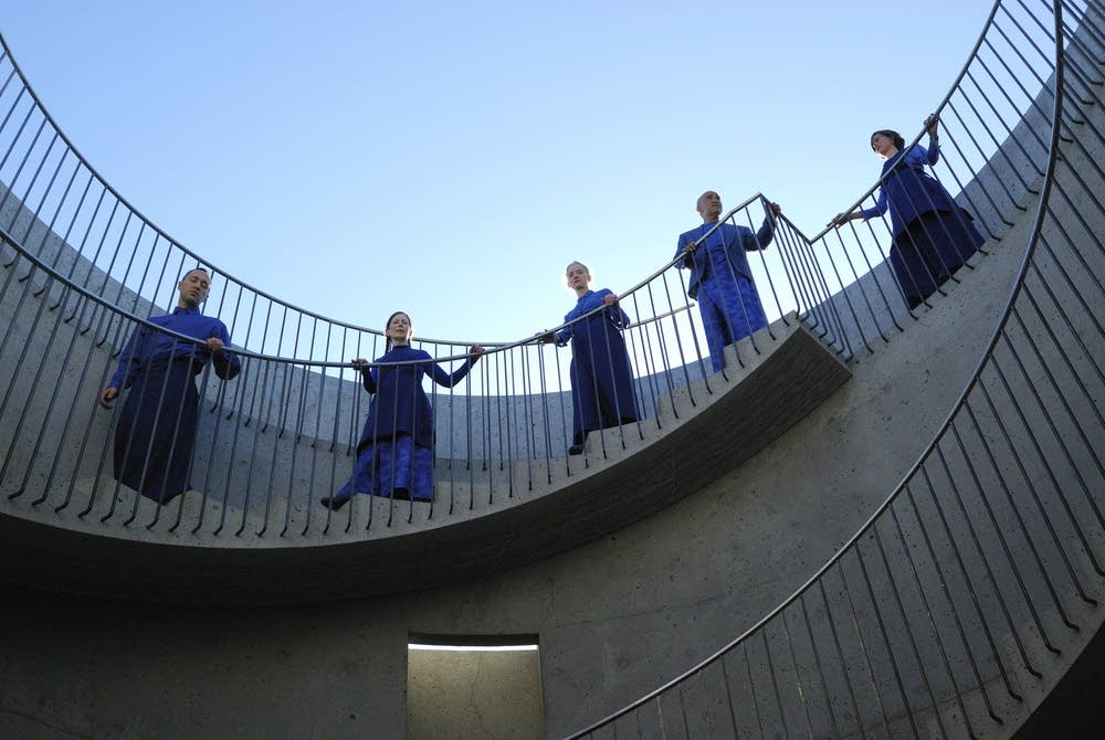 Meredith Monk's vocal ensemble