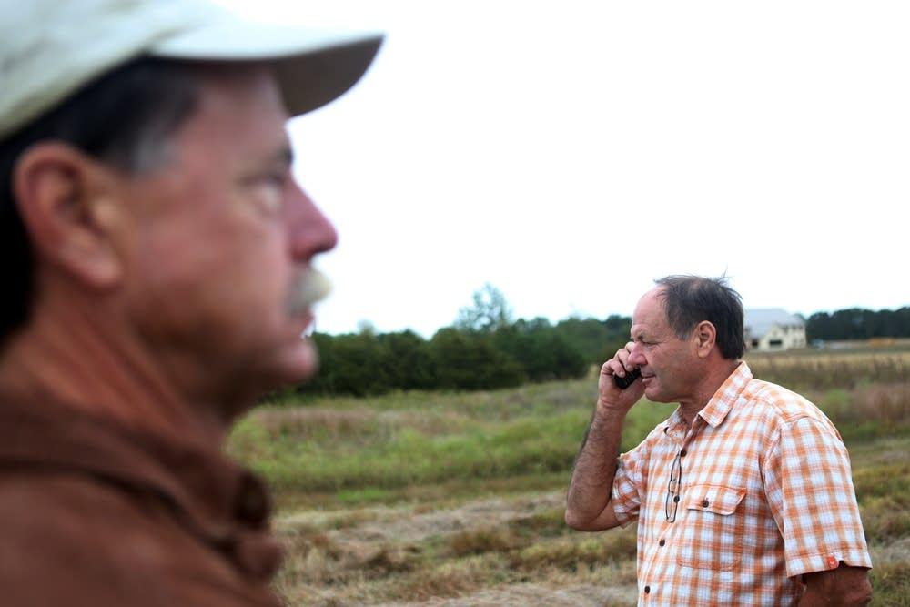 Prairie Restorations brothers