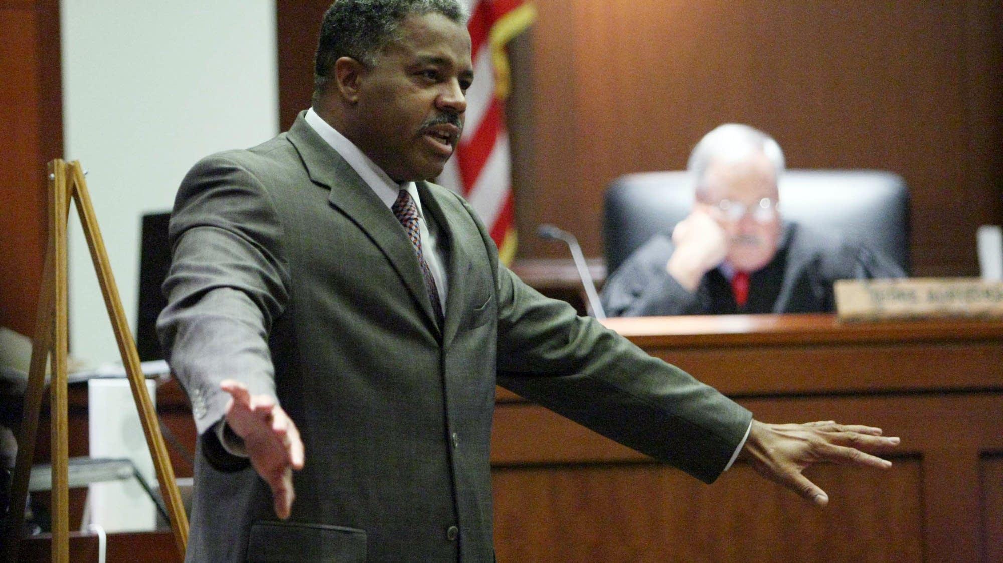Attorney Henderson Hill