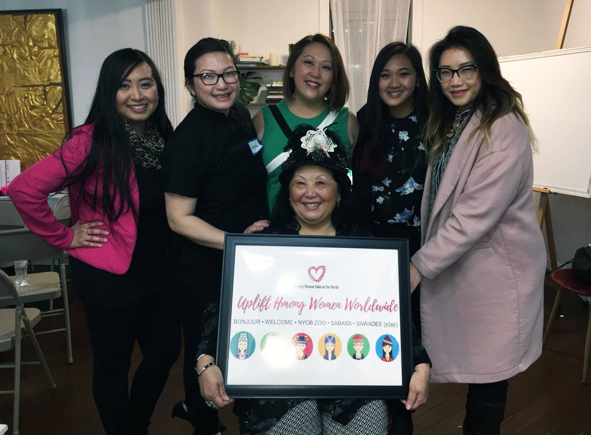 Hmong Women Take on the World leaders in Minnesota.