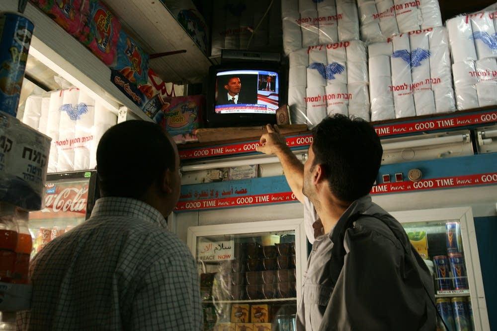 Televised news coverage