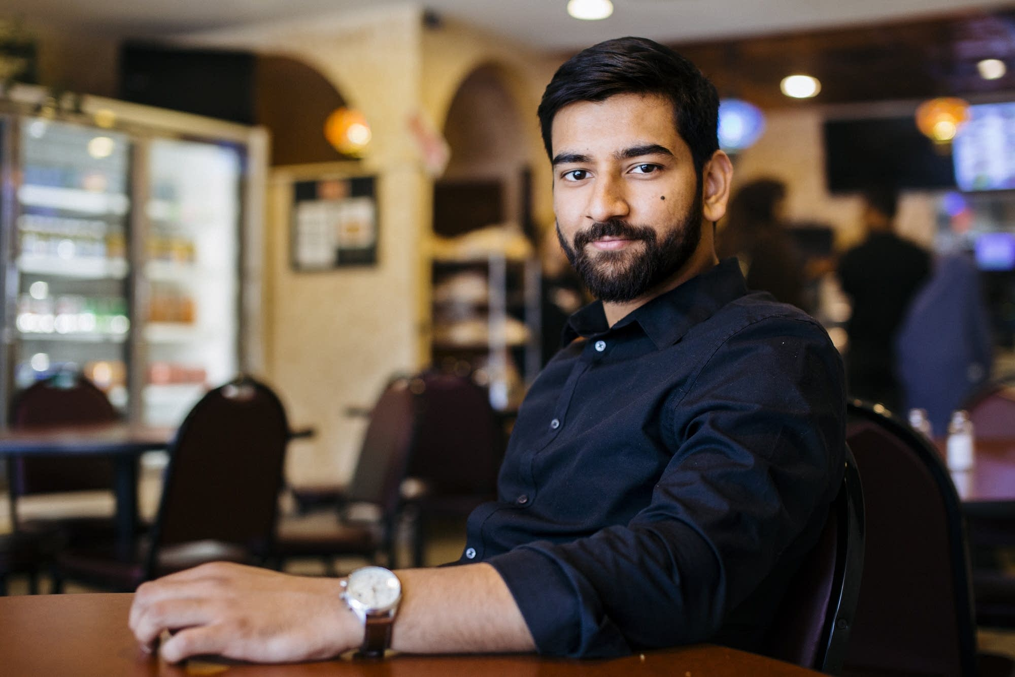 Minneapolis mayoral candidate Aswar Rahman