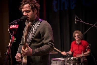 Dawes Perform In The Ubs Forum The Current