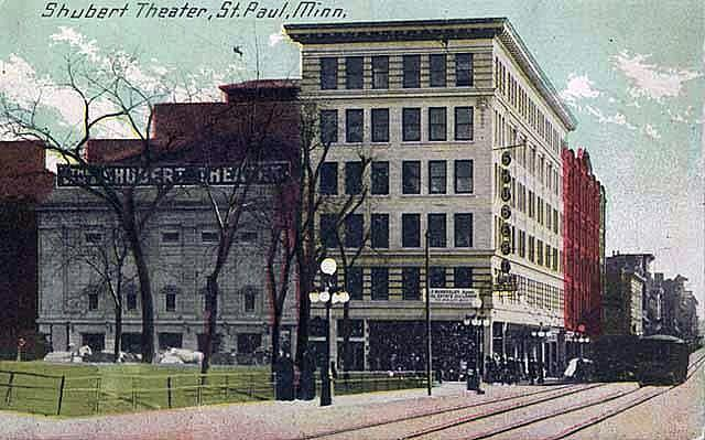 Shubert Theater, 1910