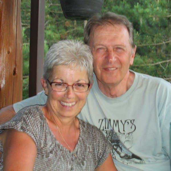 Robyn and Jeff Argir