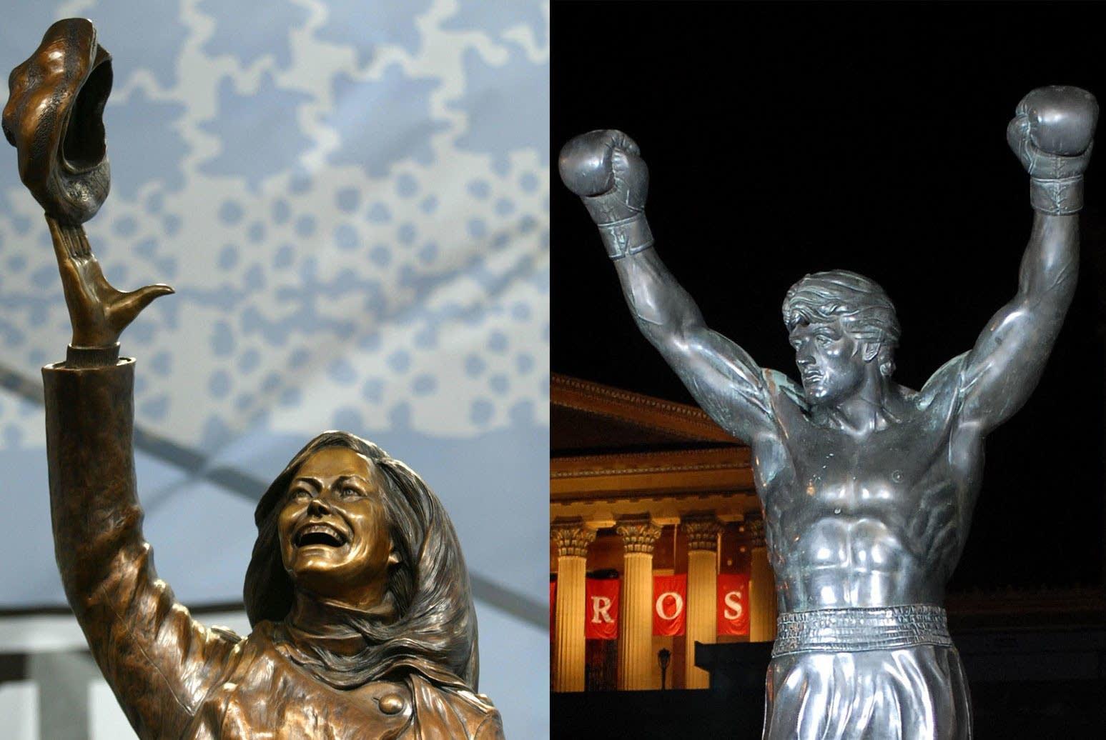 Minnesota versus Philadelphia