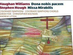 Stephen Hough 'Missa Mirabilis'