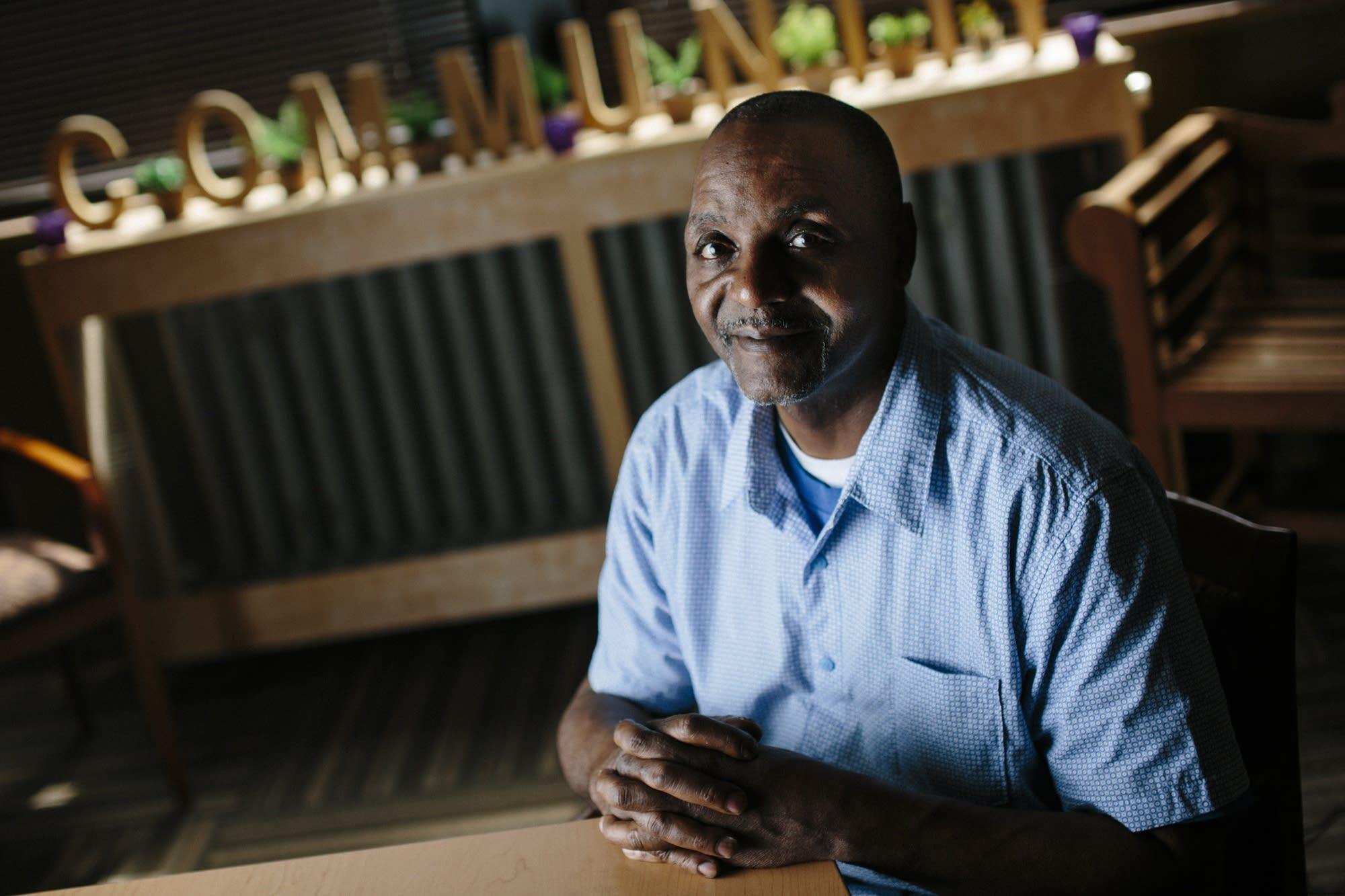Minneapolis mayoral candidate Al Flowers