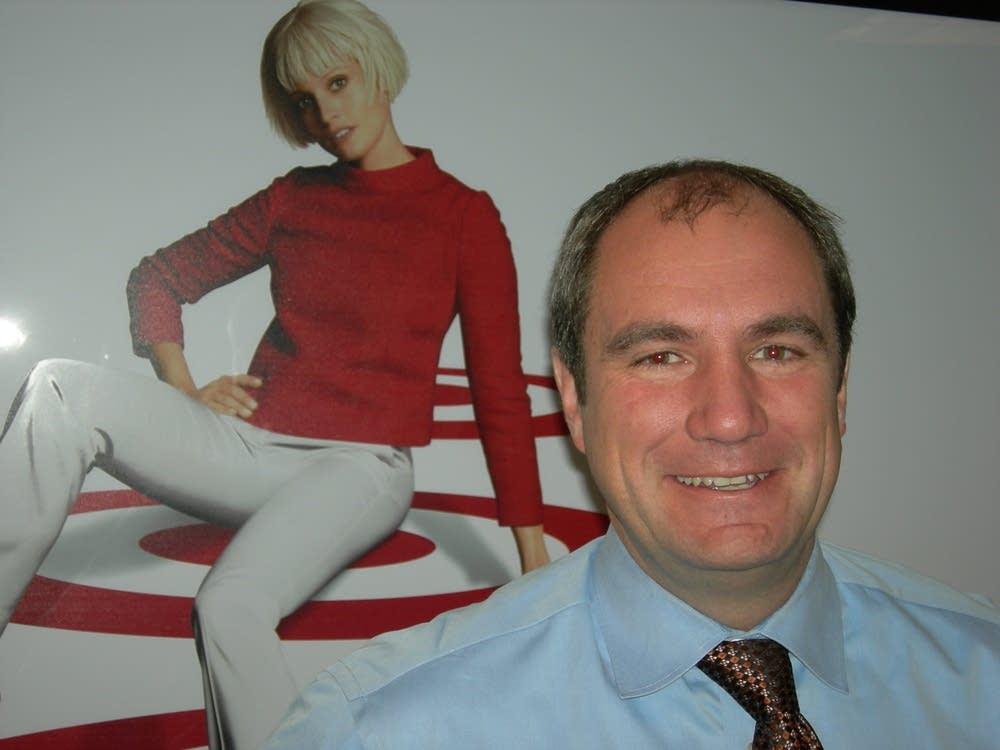 Target.com president Dale Nitschke