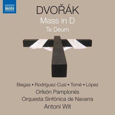 Daily Download: Antonin Dvorak - Te Deum: Te Deum laudamus