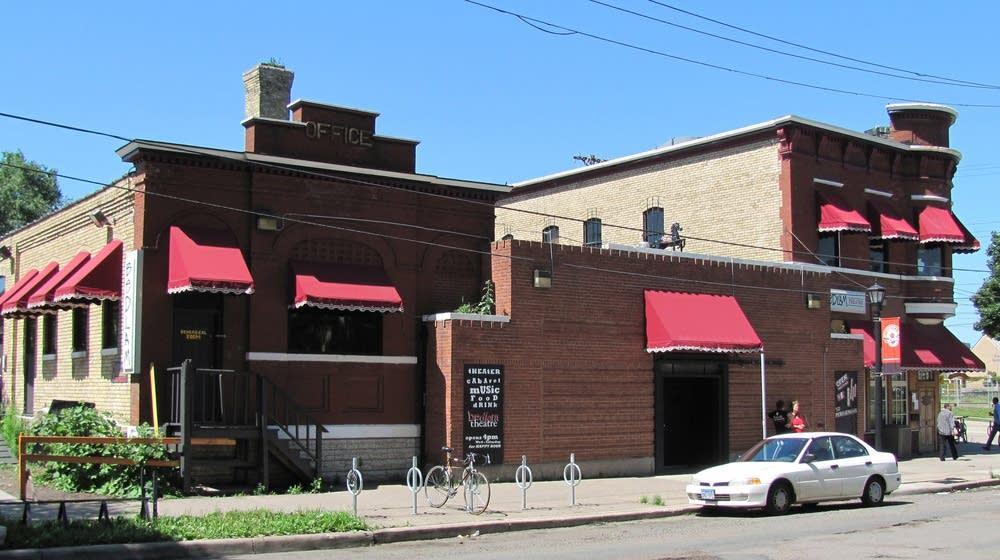 The Bedlam Theatre