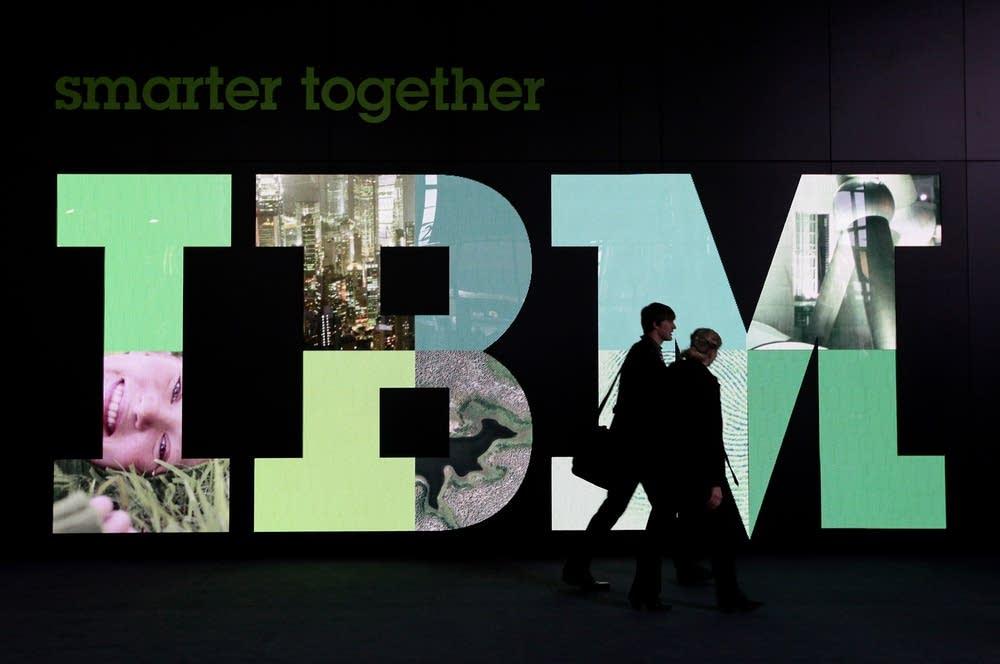 IBM tradeshow