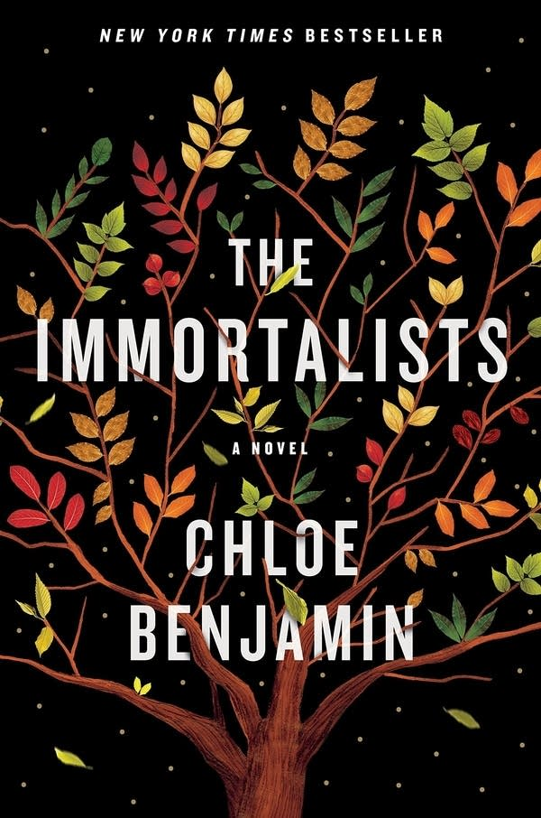 'The Immortalists' by Chloe Benjamin