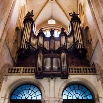 1888 Cavaillè-Coll at St. Sernin Basilica, Toulouse, France