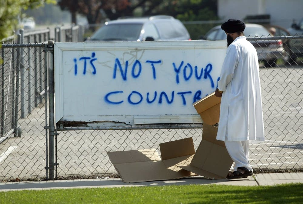 discrimination against muslims in the usa after 9 11
