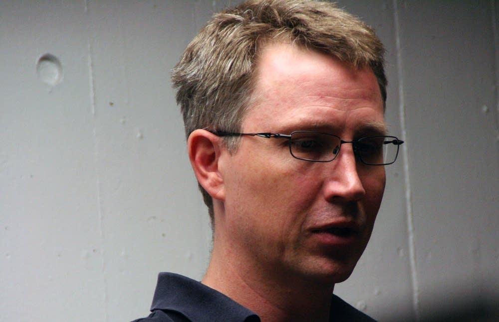 Professor David Blank