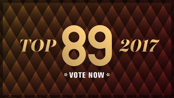 Ballot is open for the Top 89 of 2017!